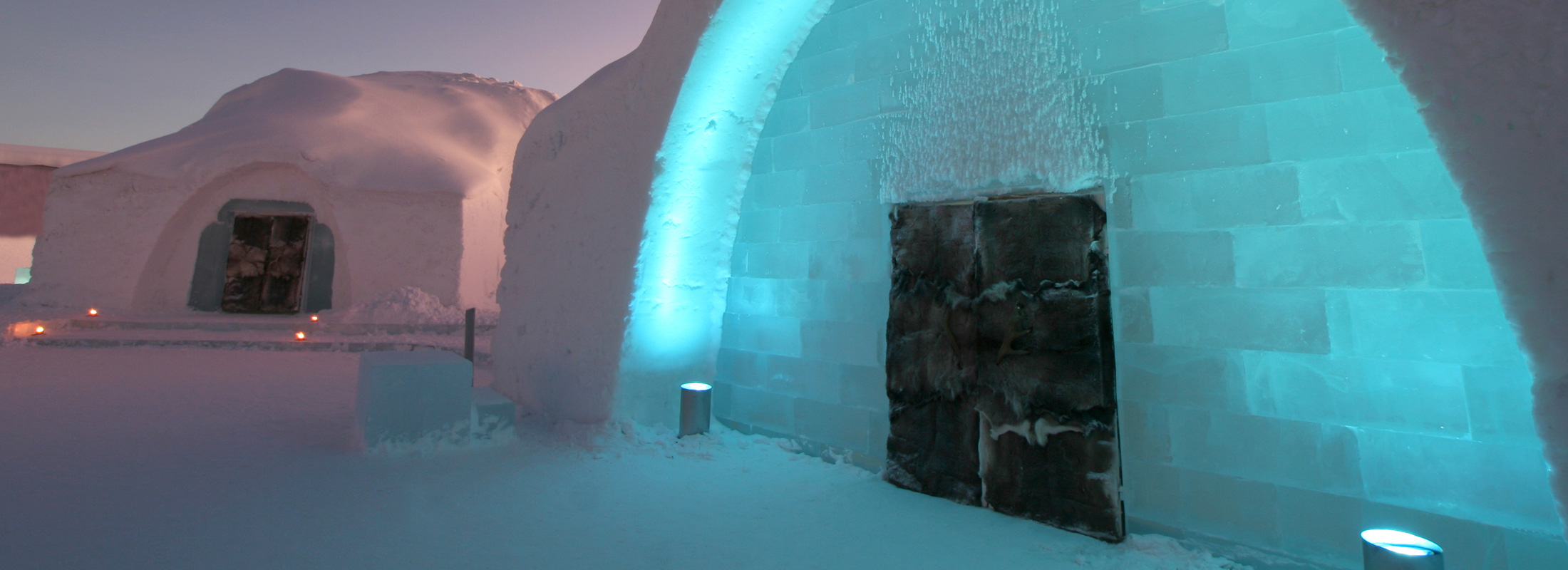 Promotion and incentive travel ideas - Top 10 'coolest' ice hotels from around the world