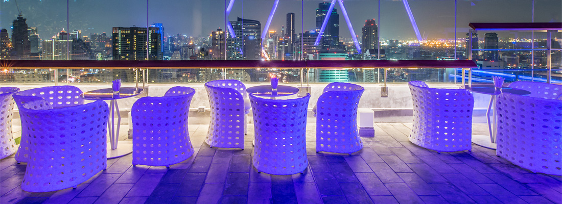 Promotion and incentive ideas - Top 10 rooftop bars