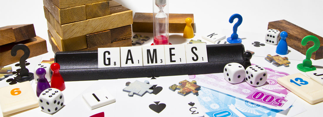 Using games in sales incentives