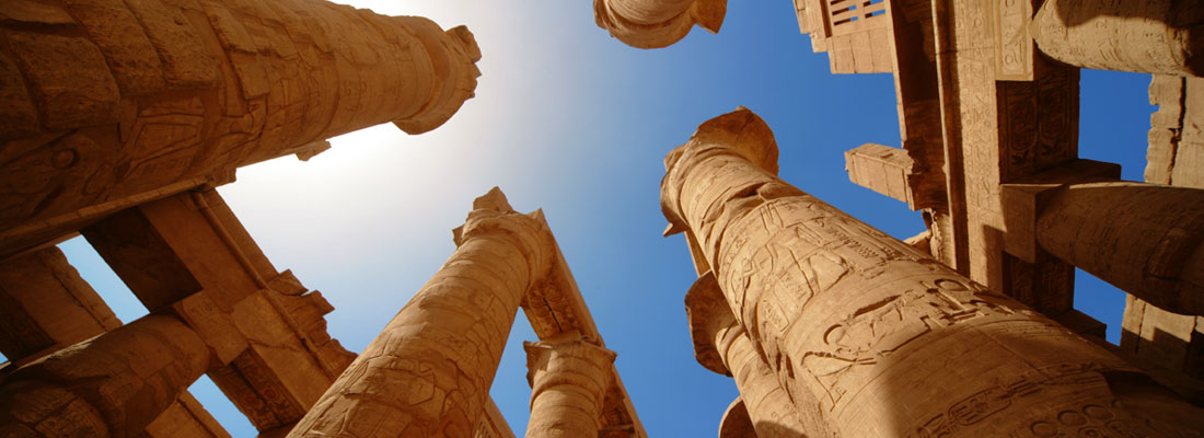 Holiday prizes; Luxor temple