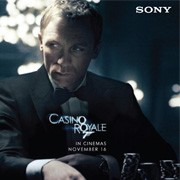 Active's work; Sony Casino Royale