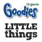 Active's work; Organix Goodies 'Little Things'