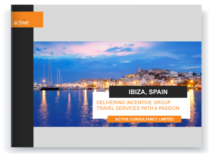 Incentive travel - Ibiza proposal preview