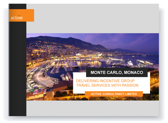 Incentive travel - Monte Carlo proposal preview