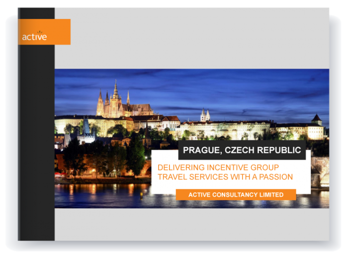 Incentive travel - Prague proposal preview