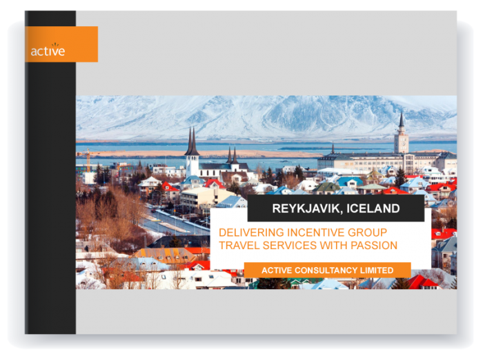 Incentive travel - Reykjavik proposal preview