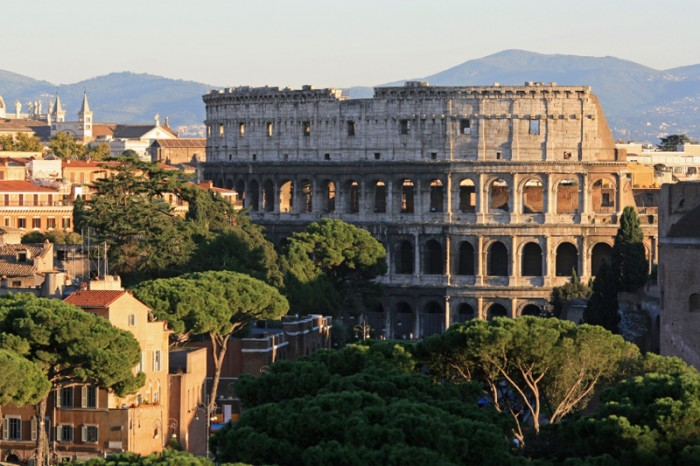 Incentive travel; Rome